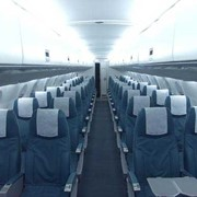 Пассажирские и VIP версии салона Ан-140 фото