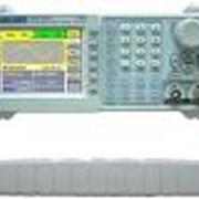 Функциональный генератор (1 мкГц - 50 МГц, 2 канала, модуляция: AM, FM, PM, ASK, FSK, PWM etc., частото SDG1050 фото