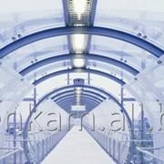 Алюминиевый профиль для поликарбоната фото