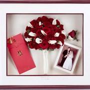 Сохранение свадебных букетов фото