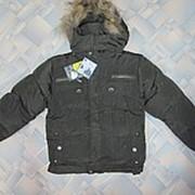 Куртка теплая (6-15 лет) фото