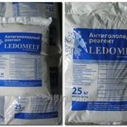 Ледомелт антигололедный реагент -20 фото