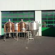 Производство пивзаводов и мини пивоварен Казахстан фото