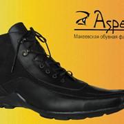 Обувь кожаная мужская 646406 фото