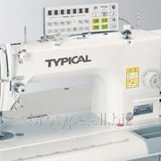 Typical GC6730A-MD3 Высокоскоростная 1-игольная машина челночного стежка с прямым сервоприводом и автоматической обрезкой нити фото