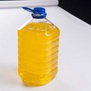 Нерафинированное подсолнечное масло холодного отжима фото