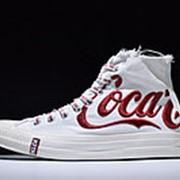 Кеды Converse Chuck Taylor All Star 1970s x KITH x Coca-Cola 160286C фото