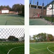Спортивное строительство. фото