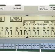 Блок дополнительных реле и кабель для DATAKOM DKG-307/507/507J/527/309/543/547/707 фото