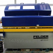 Кромкооблицовочный станок felder g500 фото