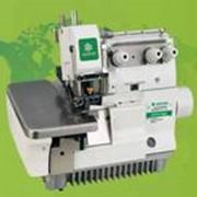 Краевая стачивающе-обметочная швейная машина ZOJE ZJ – 752-16S2 фото