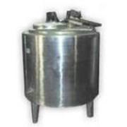 Резервуары для сквашивания киломолочной продукции фото