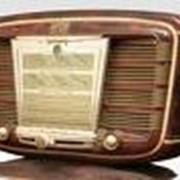 Монтаж проводного радио фото