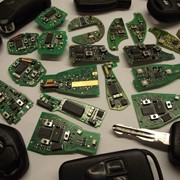 Продажа авто чип ключей на все марки авто фото