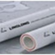 Труба ППР армированная стекловолокном (FG-PPR) (PN25) фото