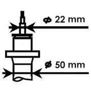Амортизаторы передние Skoda Octavia A5/Yeti, VW Caddy III/Golf 5-6 - KYB 334834 / Bilstein 22-131607 фото