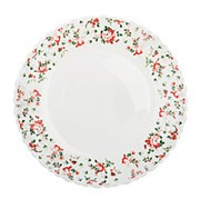 Тарелка десертная, опаловое стекло, 21,5см, Millimi Майя 818-810 фото