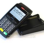 POS-терминал Ingenico IWL220/IWL221 GPRS Contactless, с дополнительной базой для зарядки фото