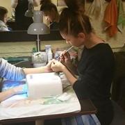 Курсы наращивания ногтей в Гомеле фото