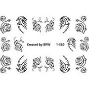 BPW.Style, Слайдер-дизайн «Sweetbloom цветы» №1-560 фото