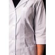 Халат Медицинский Классика Универсал ,сорочечная фото