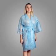Халат-кимоно одноразовый фото