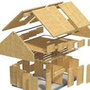 Комплекты домов из сип панелей для самостоятельной сборки. фото