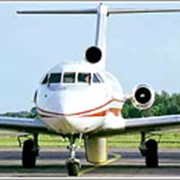 Самолет региональный Як-40 фото