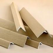 Защитные уголки из картона фото
