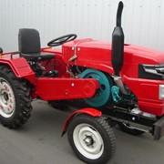 Мини-трактор Синтай-240В, дизель водяного охлаждения, 24 л.с., ременная передача фото