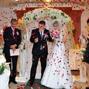 Выездная регистрация брака.Выездная роспись фото