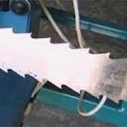 Устранение дефектов пильных лент фото