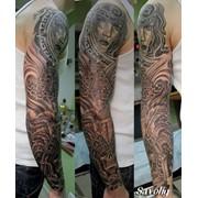 Татуировки - набить татуировку фото