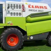 Зерноуборочный комбайн Claas MEGA 360 фото