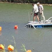 Очистка водоемов в Кемеровской области. фото