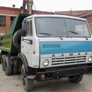 Аренда самосвала Камаз (савок) 15 т. Мариуполь, по всей Украине фото