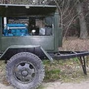 Аренда сварочного аппарата колесного САК фото