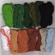 Нитки для вязания и вышивания фото