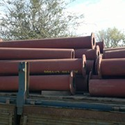 Пневмотранспорт для транспортировки абразивных материалов. фото