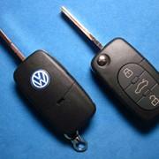 Ремонт, изготовление и продажа авто чип ключей на фольксваген volkswagen фото