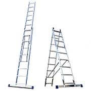 CORDA Универсальная лестница с Дополнительной функцией 3* 9, 013392 фото