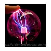 Светильник Плазменный Шар 22см Plasma ball M фото