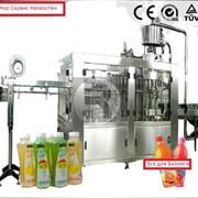 Автоматическая линия для производства соков фото