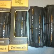Покрышка Continental Ultra Sport II складная. фото