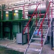 Минизаводы по изготовлению биодизеля мощностью 10 000 л\сутки фото
