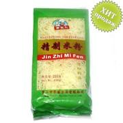 Лапша рисовая MIDORI тонкая, 500 гр. фото