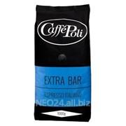 Кофе Caffe Poli Extrabar фото