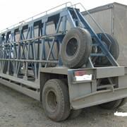 Оказание услуг по перевозке бетонных панелей и плит фото