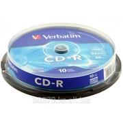 Диски CD-R Verbatium фото
