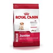 Medium Junior Royal Canin корм для щенков, От 2 до 12 месяцев, Пакет, 4,0кг фото